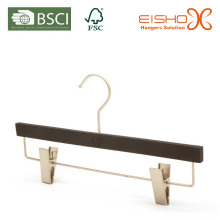 Eisho Premium Design coleira de madeira Slack Pants Hanger (MK07)