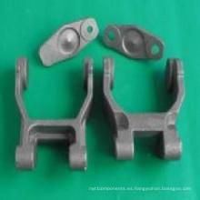 Piezas de encargo de la motocicleta de la cera perdida del acero inoxidable de encargo