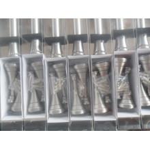Труба Finial с бриллиантом высокого качества занавес сделана в Китае
