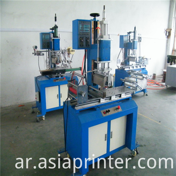 Simple Operate Automatic card embossing machine plastic