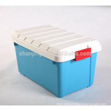 cheap 55 L Eco-Friendly, PP plastic type plastic storage boxes,Multipurpose plastic container.