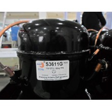 Mini R134a Refrigeration Compressor