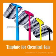 EN10202 Prime elektrische Weißblech für Farbe kann Produktion