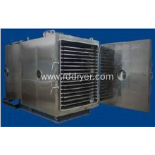vacuum freeze dryer in food industry