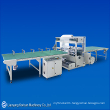 (KDZ-2200) Automatic 4-Side Sealing & Shrink Packing Machine/Shrink Wrapper