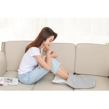ETL Approved Multiple Use Foot Warming Pad With Super Soft Cover / Regular Heating Pad