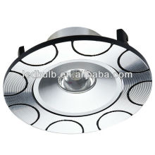 Round Recessed LED Downlight 1*1W