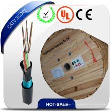 GYFTY53 Câble à fibre optique anti-rongeurs et enterrement direct