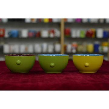 Color Rim, Color Inside Sublimation Bowl