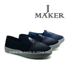 Zapatos de lona más nuevos de la manera de la venta caliente Jm2030-L