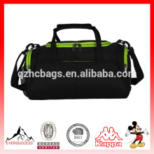 New outdoor sports large capacity waterproof luggage and fitness football training bag