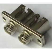 LC-FC Duplex Metall Faser Optischer Adapter