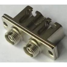 LC-FC Duplex Metal Fiber Optical Adapter