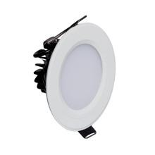 SMD 5630 Samsung 5 polegadas 12 W Back Iluminação LED Downlight Habitação Teto Recesso Primavera Clip para Instalação CE e RoHS Certificated Carcaça