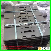 cheap price track steel pads excavator track shoe for pc200-6 EX200-1 EX200-2 EX200-3 EX200-5