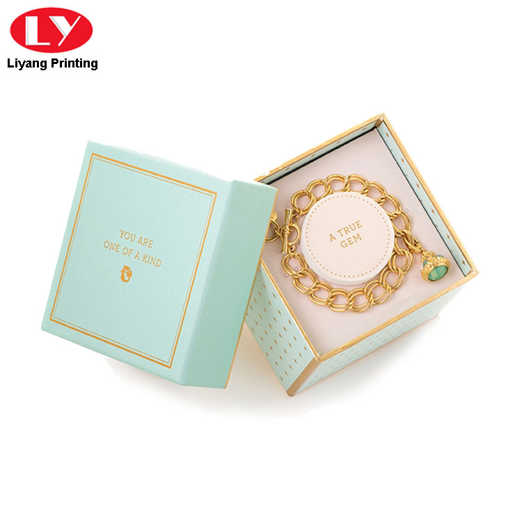 Bracelet Box Light Green