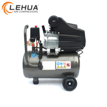 25l 2hp direct drive pcp electric air compressor for Pneumatic tools