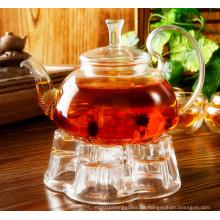 600ml Teekanne mit Edelstahlfilter
