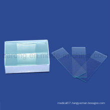 Disposable Microscope Slides for Lab Used