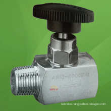 F-M Thread Needle Valve (GAYJ21W)