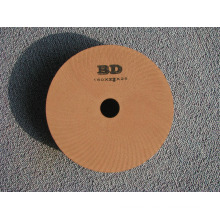 factory supply BD glass polishing wheel