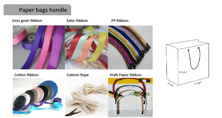 Paper Bags Handles