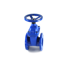 JKTL high quality GGG50 GGG40 GG25 ductile iron flanged rising stem os y gate valve