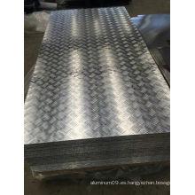 5052 H114 Placa de rodadura de aluminio para tablero de cubierta