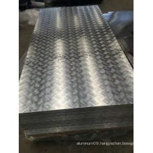 5052 H114 Aluminum Tread Plate for Deck Board