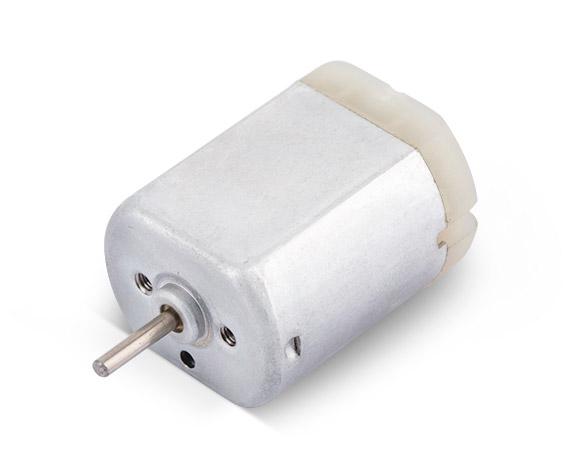 flat dc motor