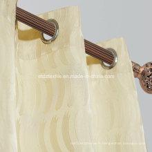 Tissu en rideau textile doux