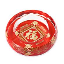 Kristall-Aschenbecher im chinesischen Stil für Zuhause & Geschenk (JD-CA-901)