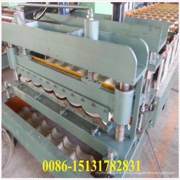 Dixin Arc Glazed Tile Forming Machine
