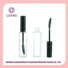 Tubo de rímel de contêiner vazio maquiagem plástico