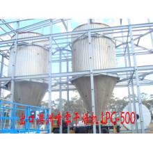 High Efficiency Gum Arabic Powder Spray Drying Machine
