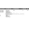 EMBRAYAGE DE VENTILATEUR DE REFROIDISSEMENT AUTOMATIQUE POUR SUPRA 7M 3000CC AIRTEX 2653TA
