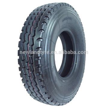superhawk marando marca 10.00r20 pneu de caminhão com qualidade durável