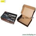 Factory fournit directement une boite en papier, une boîte en plastique colorée avec une boîte d'impression à revêtement brillant et bon marché (B & C-I021)