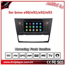 Coche DVD GPS del androide 5.1 del perseguidor del coche de Hla 8798 GPS para BMW 3 E90 / E91 / E92 / E93 Navegador del GPS del coche