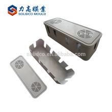 Moldeo por inyección de la caja de TV de la batería de la inyección directa de la fábrica al por mayor de China