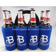 Insulated Customized Neoprene Beer Cooler Bag