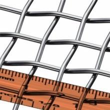 Acoplamiento de alambre de acero inoxidable / malla de alambre tejida