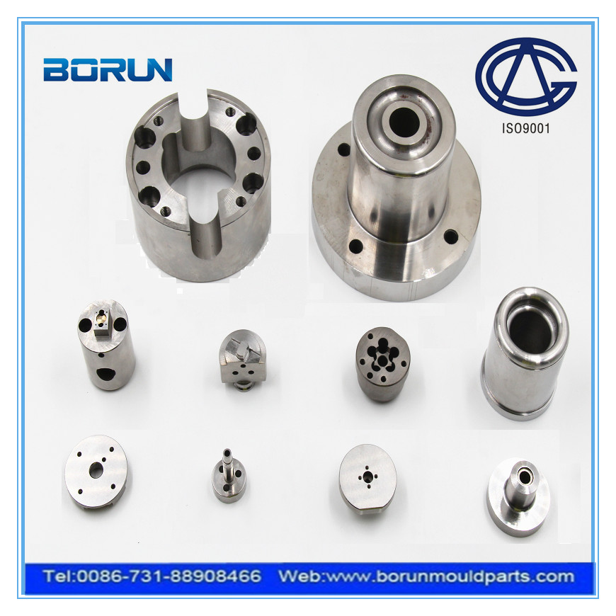 mould parting round core pin