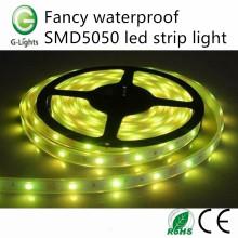Luz de tira llevada SMD5050 impermeable de lujo