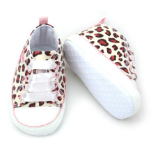 Leopard Patterns New Born Baby Sport Barnskor