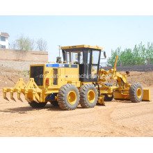 SEM921 LANDFILL MOTOR GRADER FOR DITCHING