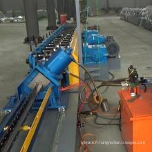 Entreposage de la maison de stockage Rack upright Roll Machine formant