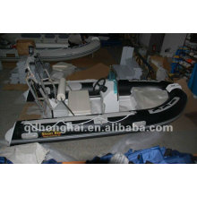 rigid hull fiberglass boat HH-RIB350 with CE