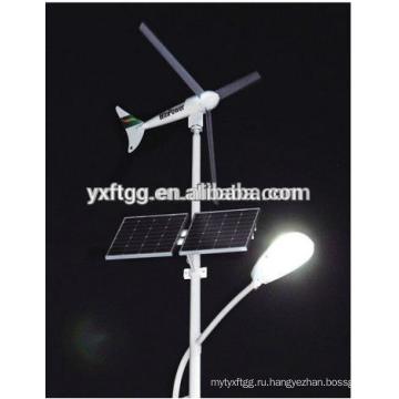 Октагона гальванизированная сталь уличный фонарь фонарный столб круглый