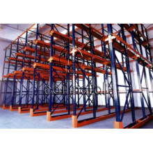 Customized Sold and Durable Warehouse Drive in Storage Rack for 1.2*1 M Euro Pallet